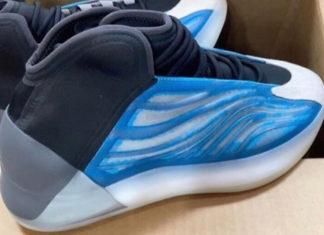 adidas Yeezy Quantum Blue Sample