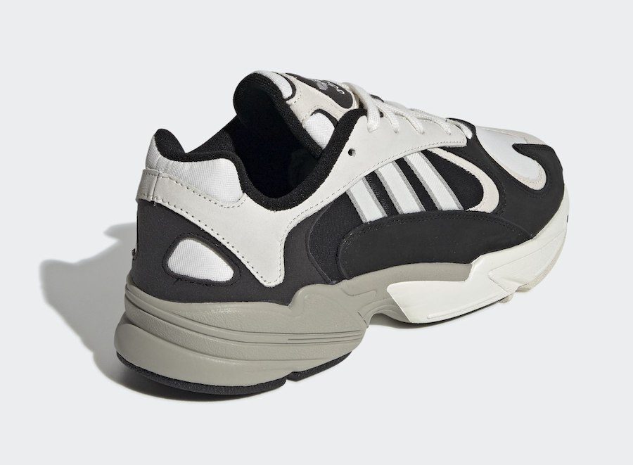 adidas Yung-1 Black White EF5342 Release Date Info