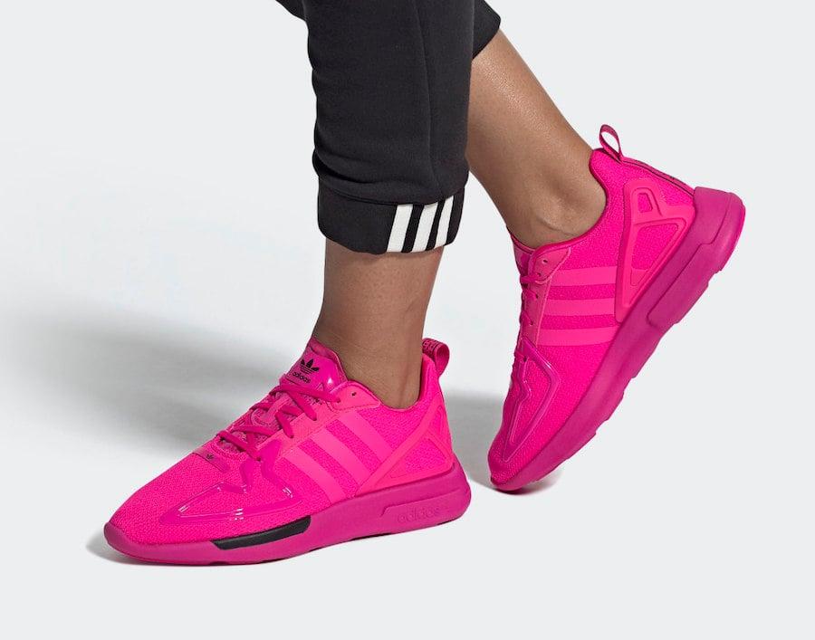 adidas zx flux us release