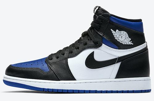 Air Jordan 1 Game Royal Toe Release Date