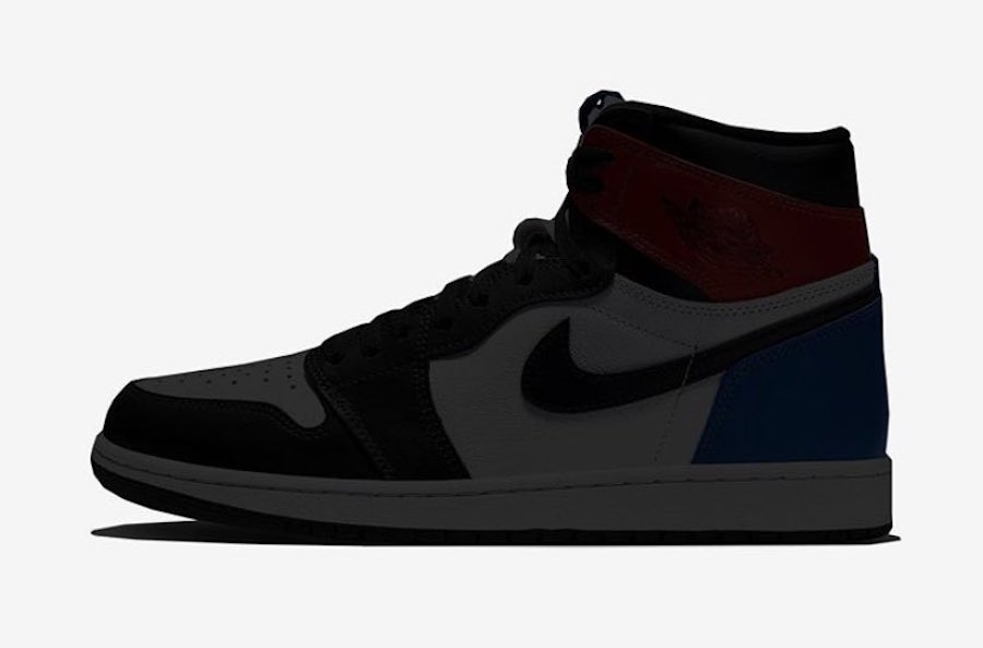 Air Jordan 1 High OG SP White Royal Varsity Red Black DA2728-100 Release Date Info