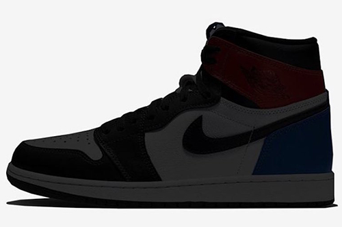 Air Jordan 1 High OG SP White Royal Varsity Red Release Date