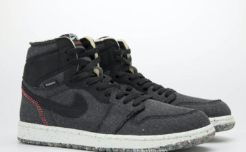 Air Jordan 1 High Zoom Space Hippie CW2414-001 Release Date