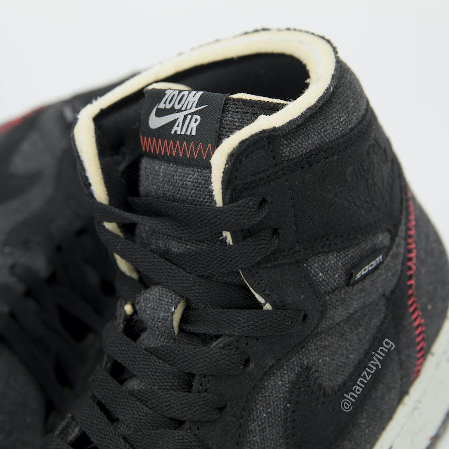 Air Jordan 1 High Zoom Space Hippie CW2414-001 Release Date