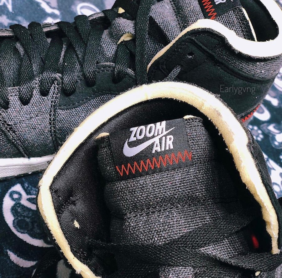 Air Jordan 1 High Zoom Space Hippie CW2414-001 Release Date Info