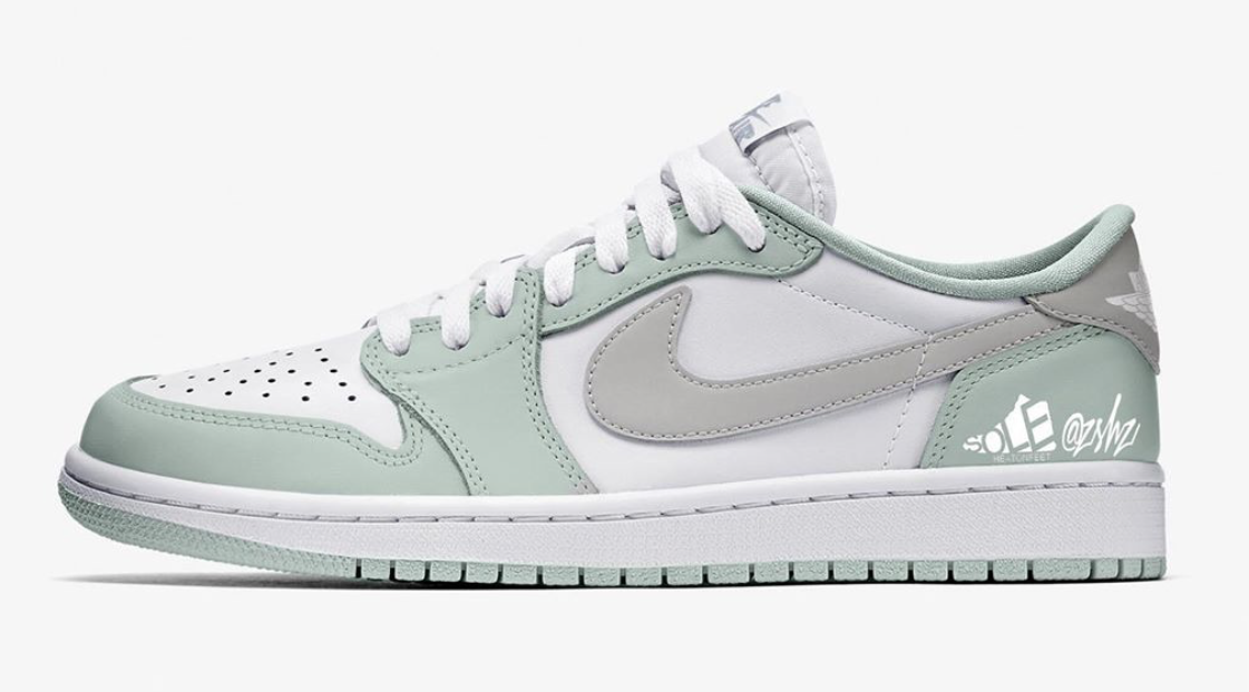 Air Jordan 1 Low OG White Neutral Grey Particle Grey CZ0790-100 Release Date Info