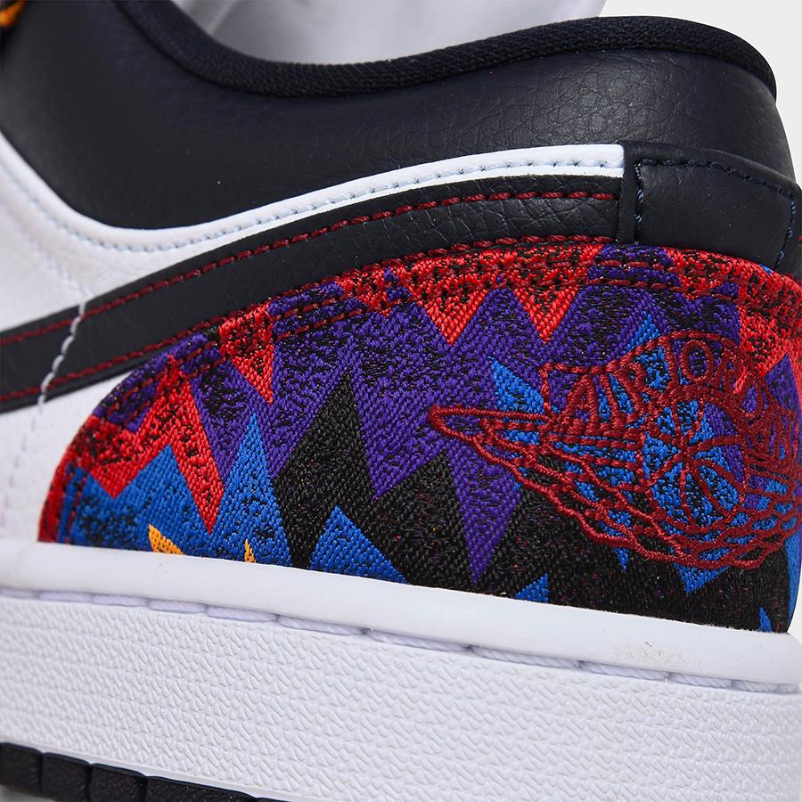Air Jordan 1 Low Sweater CZ8659-100 Release Date