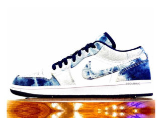 Air Jordan 1 Low Washed Denim Release Date Info
