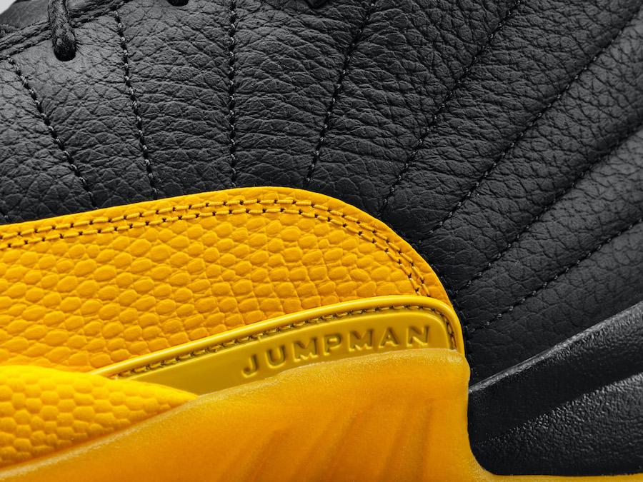 Air Jordan 12 Retro University Gold 130690-070 Release Info