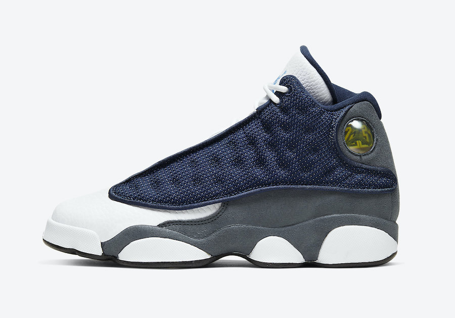 Air Jordan 13 Flint 884129-404 Grade School