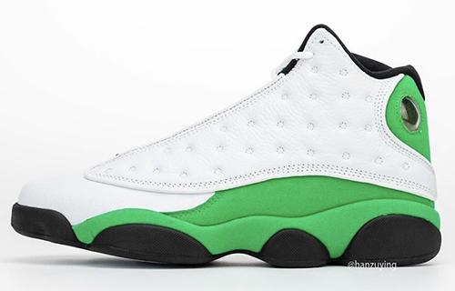 Air Jordan 13 Lucky Green 2020 Release Date