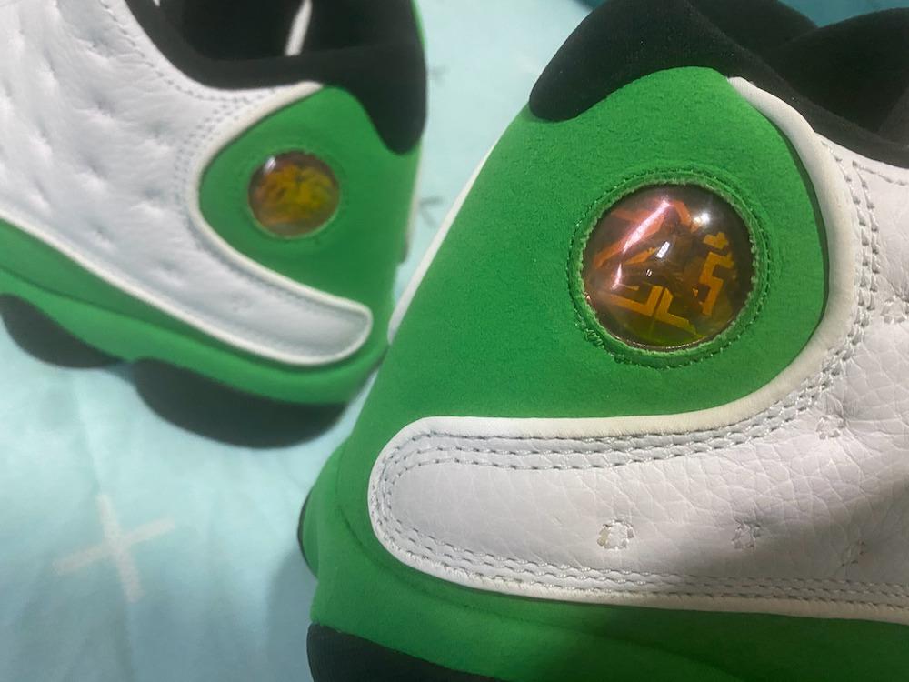 Air Jordan 13 Lucky Green 3M Reflective DB6537-113 Release Date