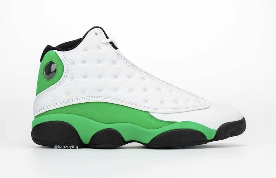Air Jordan 13 Lucky Green Release Info DB6537-113