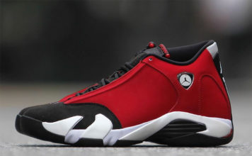 Air Jordan 14 Gym Red Toro 487471-006 2020 Release Info Price