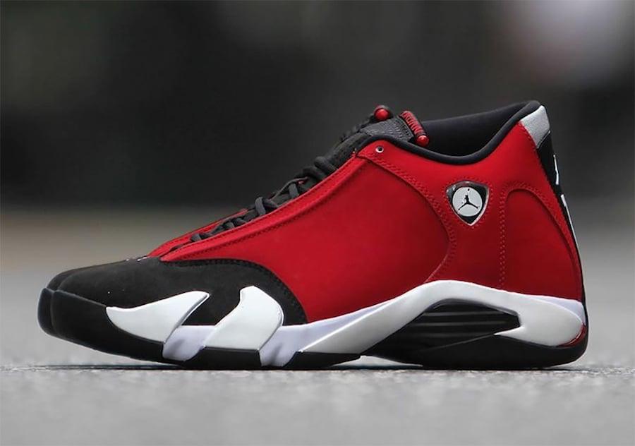 Air Jordan 14 Gym Red Toro 487471-006 2020 Release Info Price