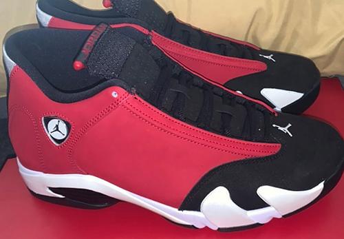 Air Jordan 14 Toro Gym Red 2020 Release Date