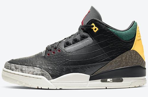 Air Jordan 3 Animal Instinct 2.0 Release Date