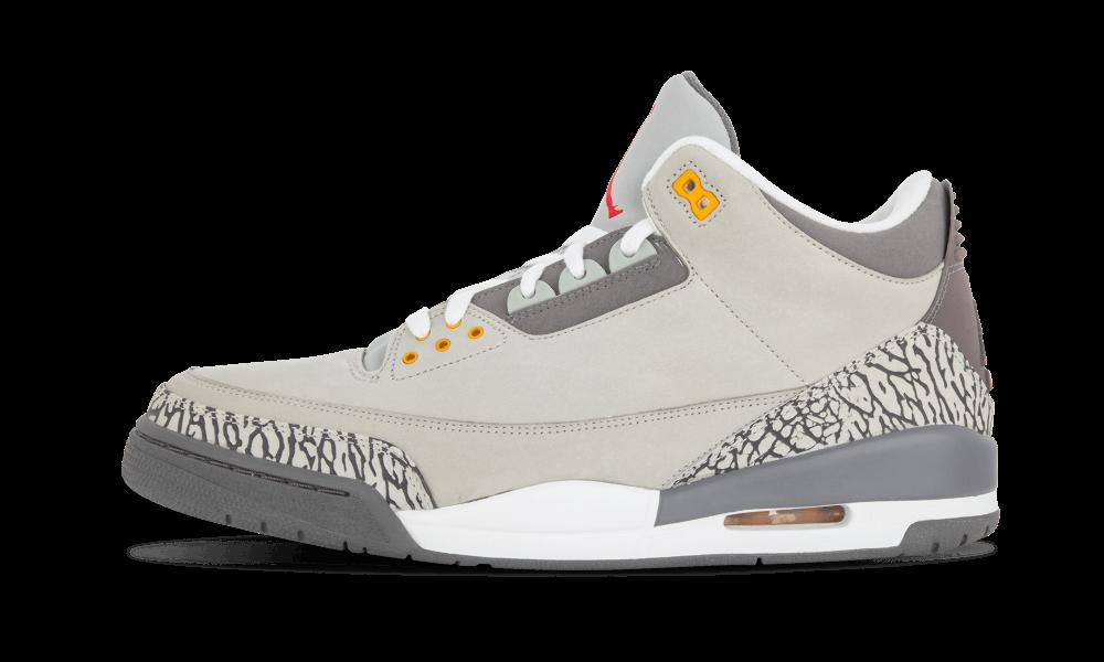Air Jordan 3 Cool Grey CT8532-012 2021 Release Date Info