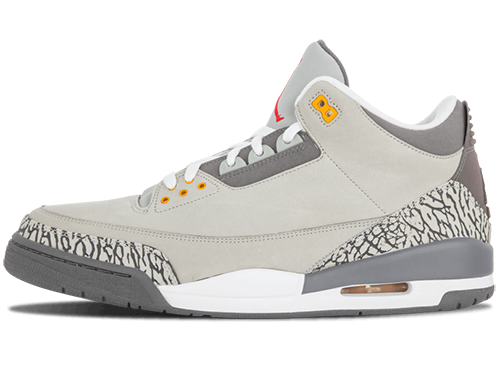 Air Jordan 3 Cool Grey Retro 2021 Release Date