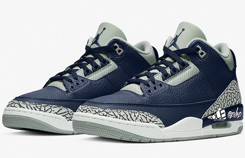 Air Jordan 3 Midnight Navy Retro 2021 Release Date