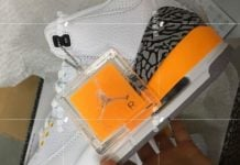 Air Jordan 3 Womens Laser Orange CK9246-108