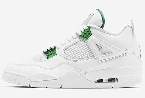 Air Jordan 4 Green Metallic Release Date
