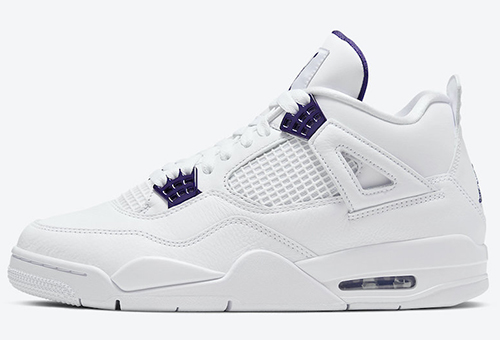 Air Jordan 4 Purple Metallic Release Date
