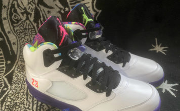 Air Jordan 5 Alternate Bel-Air White DB3335-100 Release Date