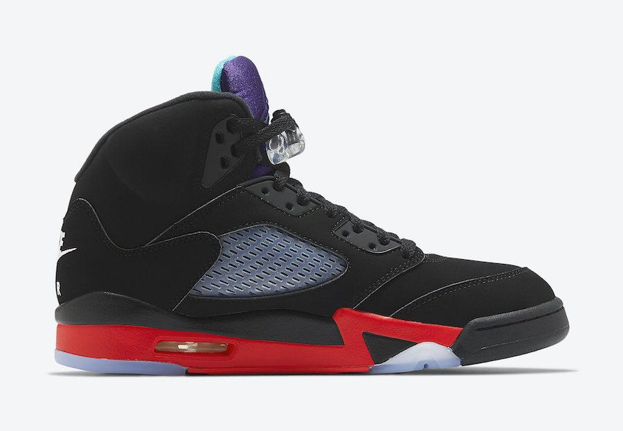 Air Jordan 5 Top 3 CZ1786-001 Release Date Price