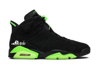 Air Jordan 6 Electric Green CT8529-003 Release Date Info