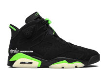Air Jordan 6 Electric Green Oregon 2021 CT8529-003 Release Date Info