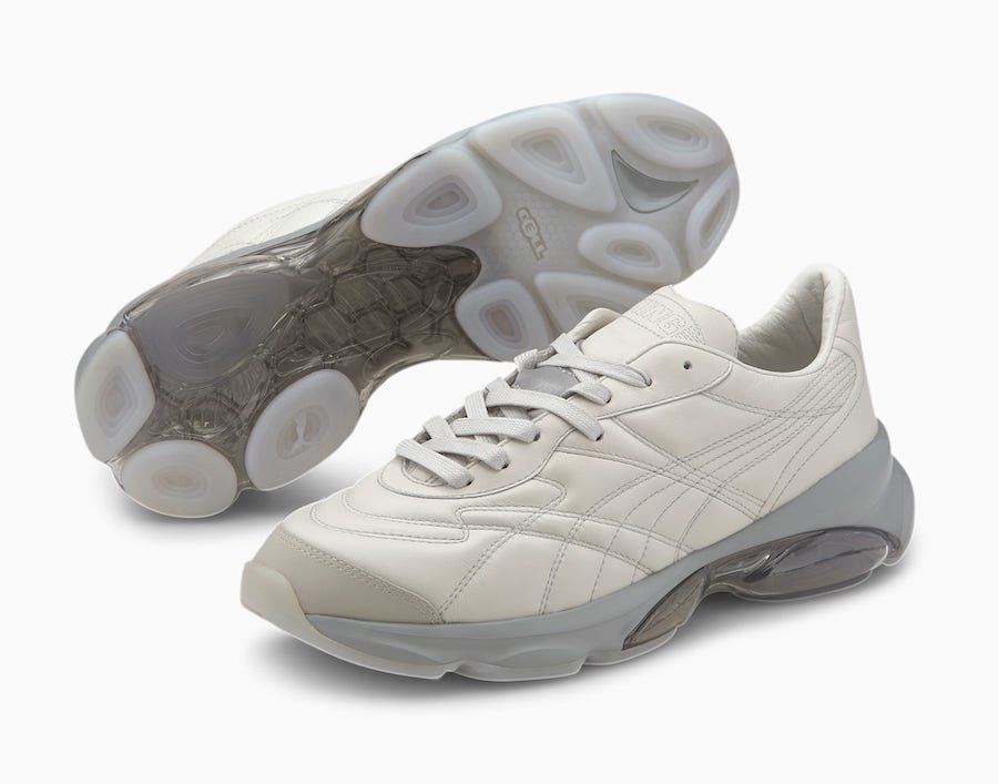 Billy Walsh Puma Cell Dome Glacier Grey 371720-01 Release Date Info