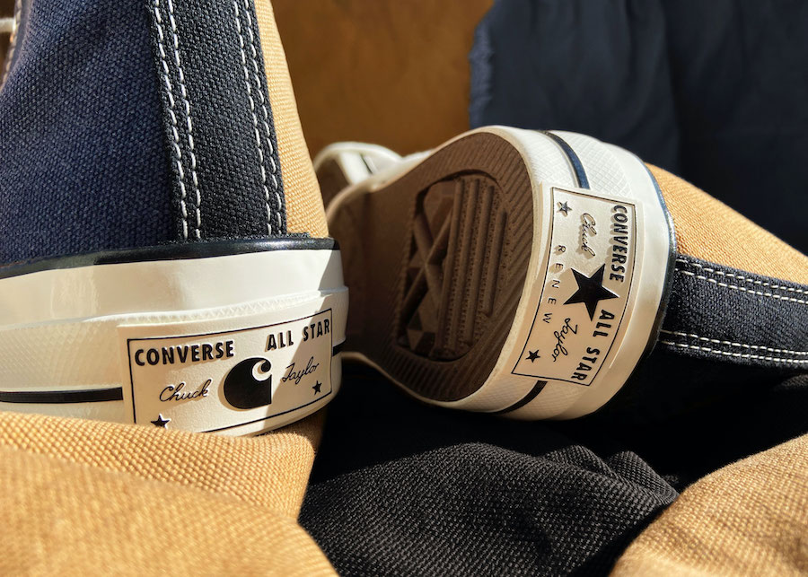 Carhartt WIP Converse Renew Chuck 70 Release Date Info