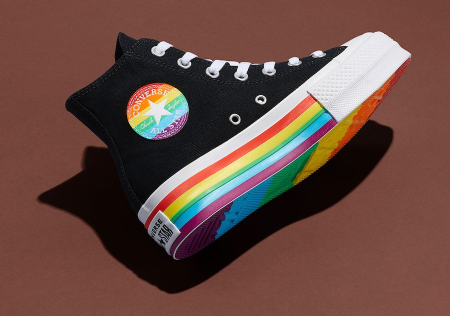 Converse Pride 2020 Collection Release Date Info