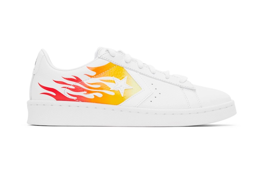Converse Pro Leather Ox Flame Release Date Info