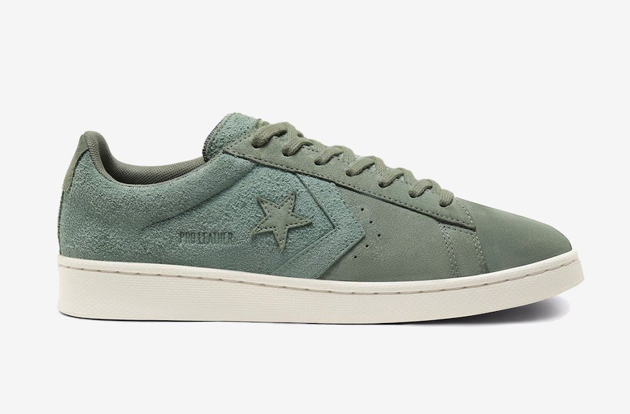 Converse Pro Leather Ox Shadow Grey Release Date Info