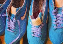 Edison Chen CLOT Nike Air Max 1 Corduroy