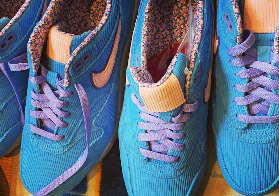 Edison Chen CLOT Nike Air Max 1