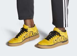 Fucking Awesome adidas Tyshawn Active Gold FX0865 Release Date