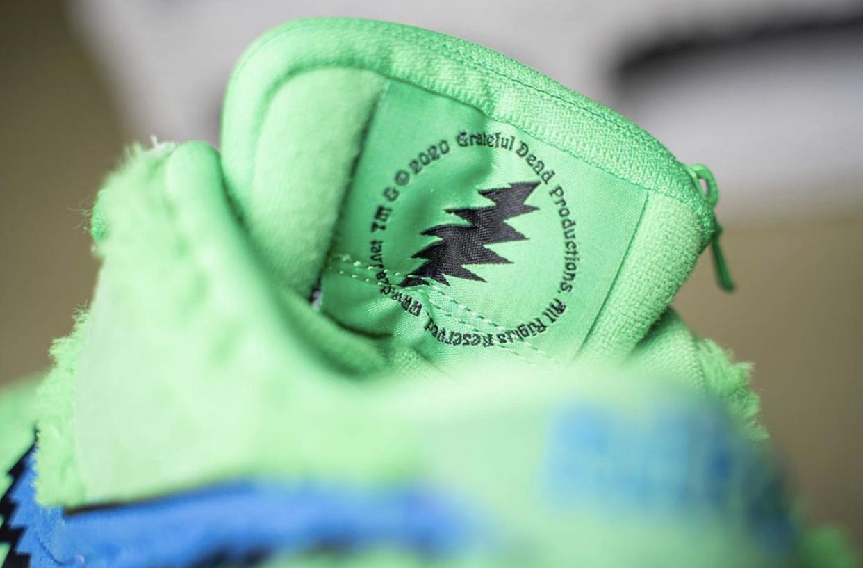 Grateful Dead Bears Nike SB Dunk Low Release Date