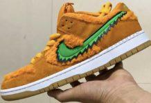 Grateful Dead Nike SB Dunk Low Orange Release Date Info