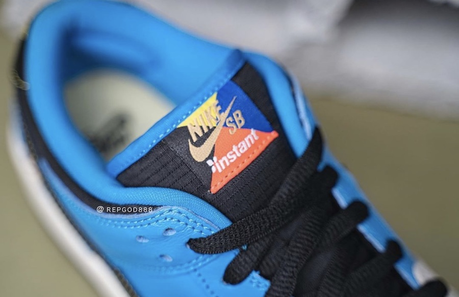 Instant Skateboards x Nike SB Dunk Low Release Date