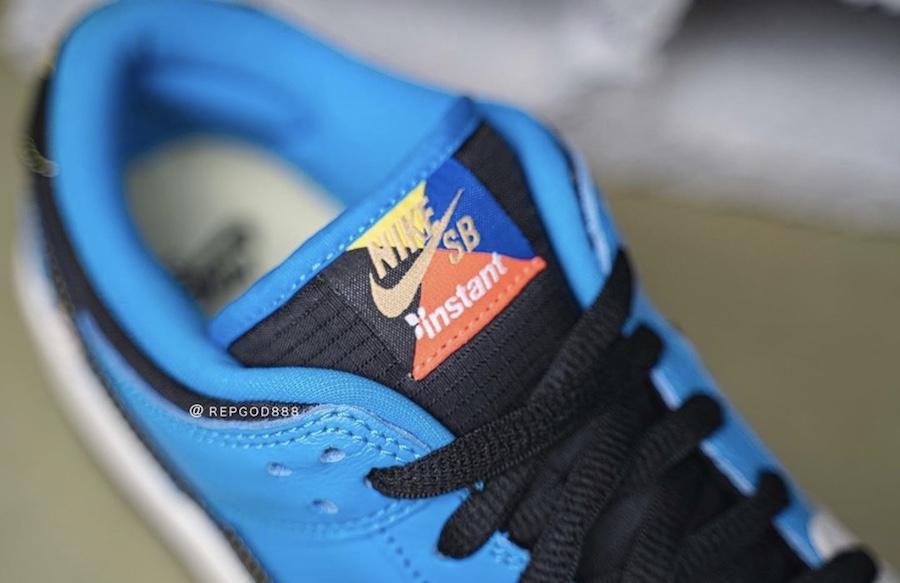 Instant Skateboards x Nike SB Dunk Low Release Date