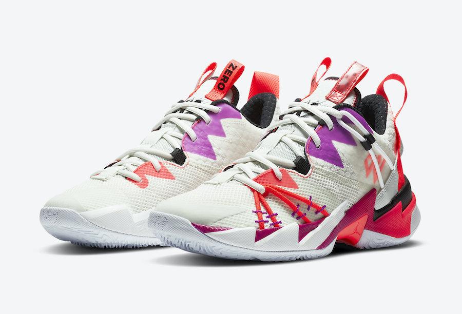 Jordan Why Not Zer0.3 SE Flash Crimson CK6612-101 Release Date