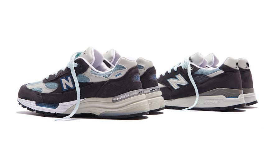 Kith New Balance 992 998 Release Date