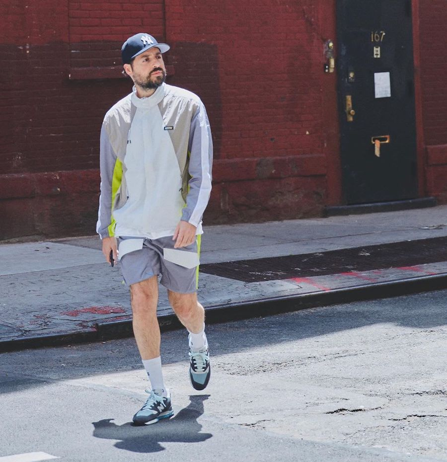 Kith New Balance 998 Steel Blue Release Date Info