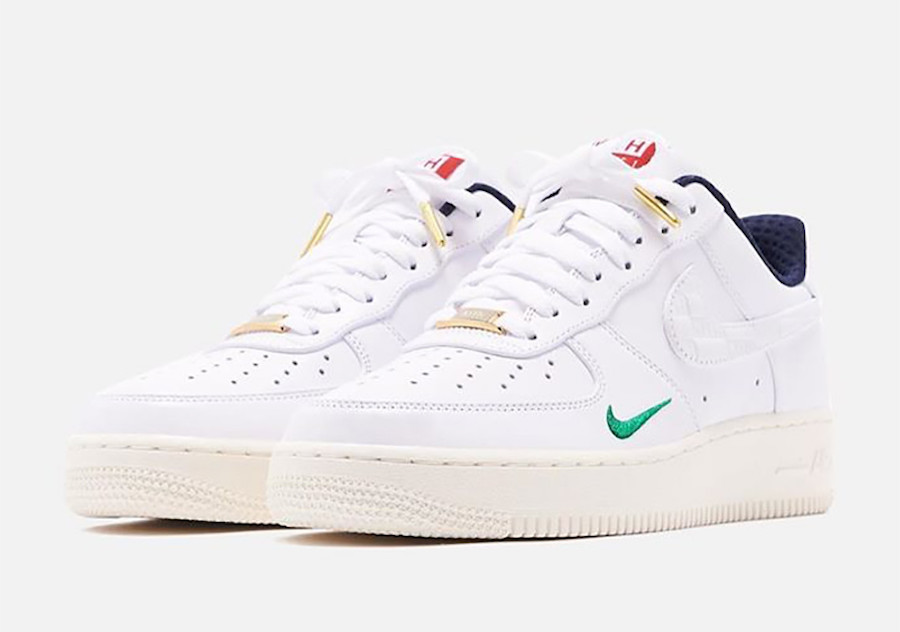 Kith Nike Air Force 1 Friends and Family COVID-19 Coronavirus Raffle