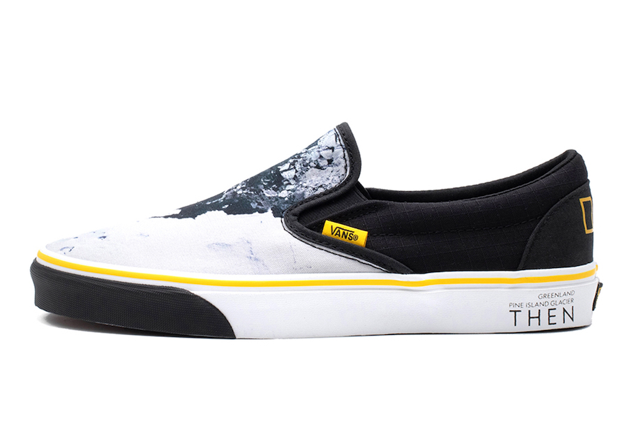 National Geographic Vans Slip-On Release Date Info