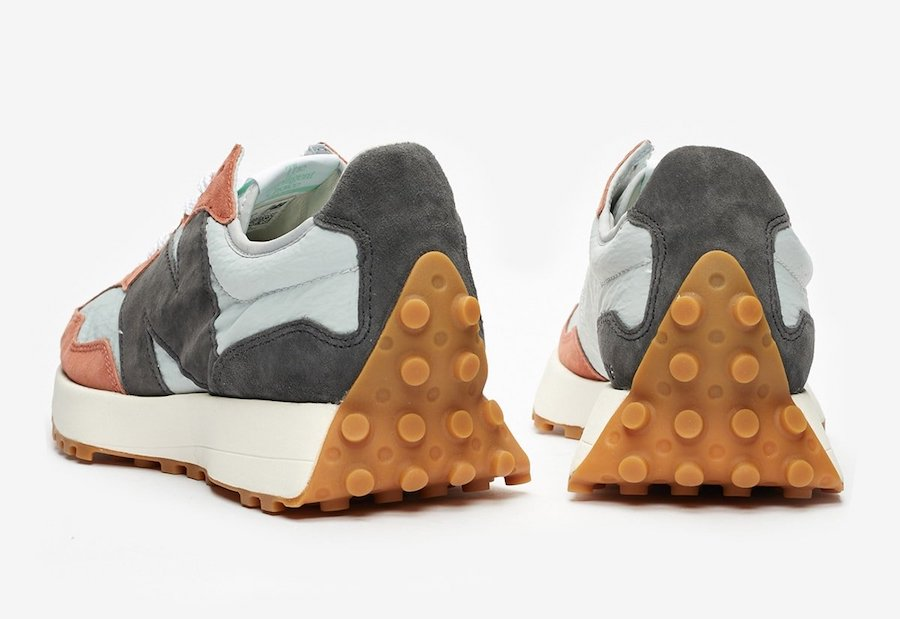 New Balance 327 Brown Grey MS327JC1 Release Date Info
