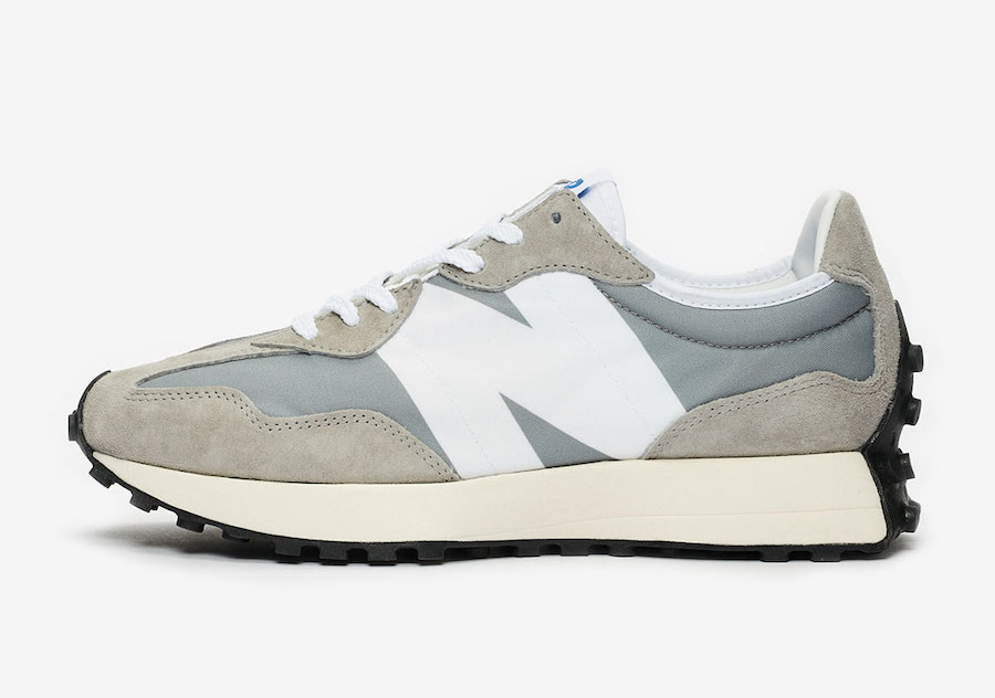 New Balance 327 Grey White Release Date Info